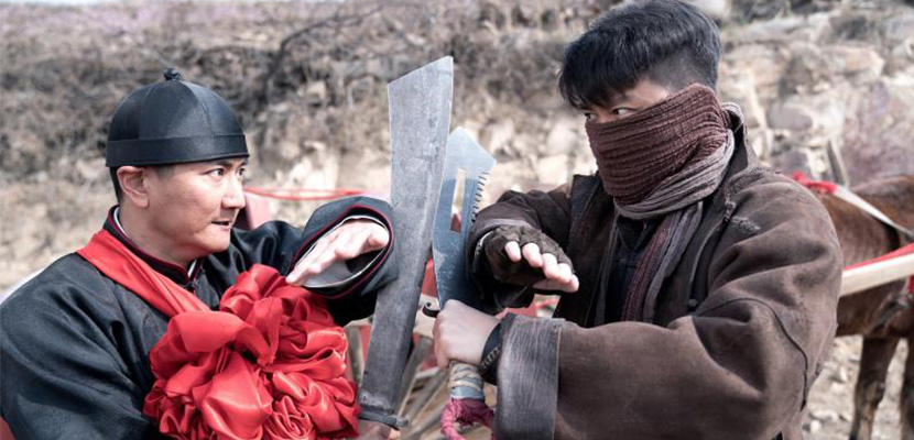 梦想国际影业出品 热血抗战剧《奋勇向前》定档2月26日