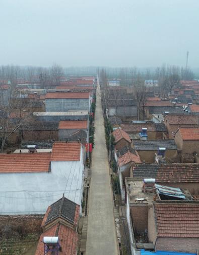 """1400名群众解除隔离!菏泽首个隔离管控村庄""""解封"""""""
