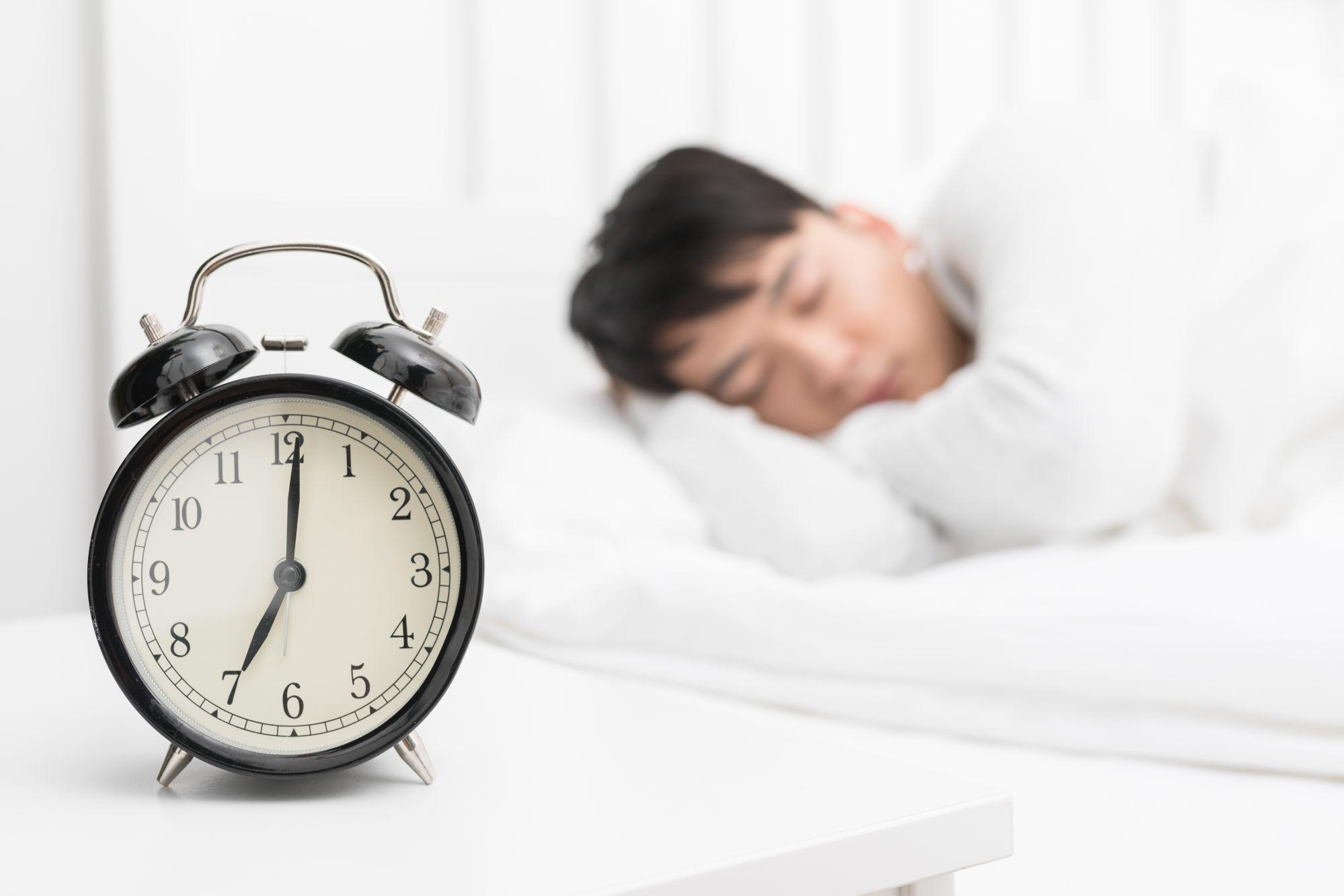 调整好睡眠,提升抵御疾病的能力