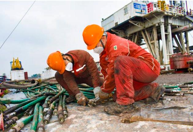 渤海钻井防疫、生产、安全三线并进保复产