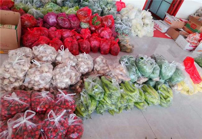 解决菜农燃眉之急 青岛莱西巾帼志愿者帮助销售蔬菜20余吨