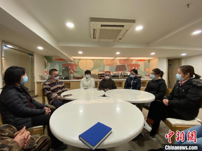 """上海驰援武汉医学心理科专全新网赚教程家为医疗队队员铸就""""心灵铠甲"""""""