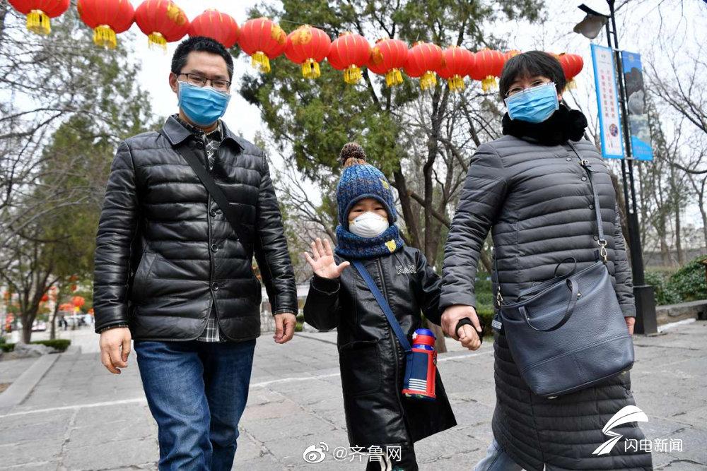 趵突泉、千佛山等4家景区向全国医务工作者免费开放