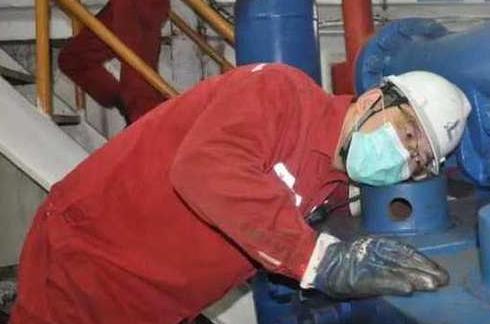 """海洋钻井尼日利亚项目部:""""五个到位""""防疫情保生产"""