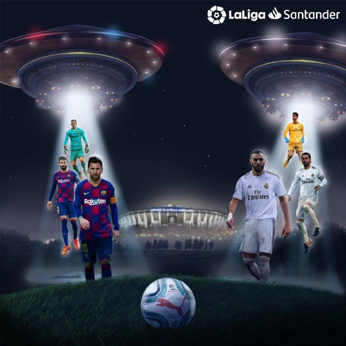 大屏观赛更享受!看西班牙国家德比锁定山东体育频道