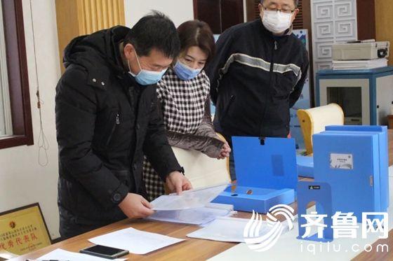 天桥区联络员到济南市无影山小学检查指导疫情防控及开学准备工作
