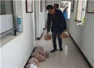 利津县:第一书记帮农户卖了万余斤鸡蛋