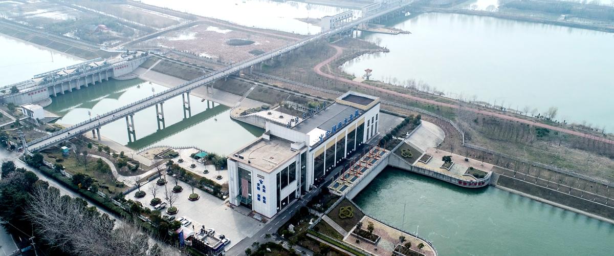 飞吧山东|4.4亿立方米长江水经台儿庄调入山东