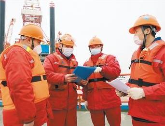 胜利海洋采油厂海上油田高效复工复产