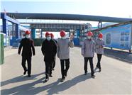 """东营港经济开发区新材料产业园坚持疫情防控和项目建设""""两手抓、两不误"""""""