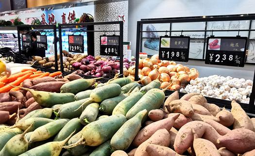 今日青岛蔬菜零售均价4元/斤 政府储备投放超2万吨