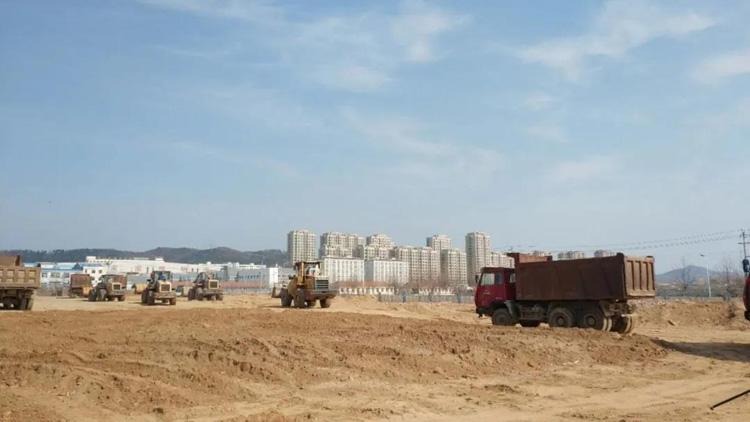 魏桥(威海)铝精深加工产业园首个项目落地