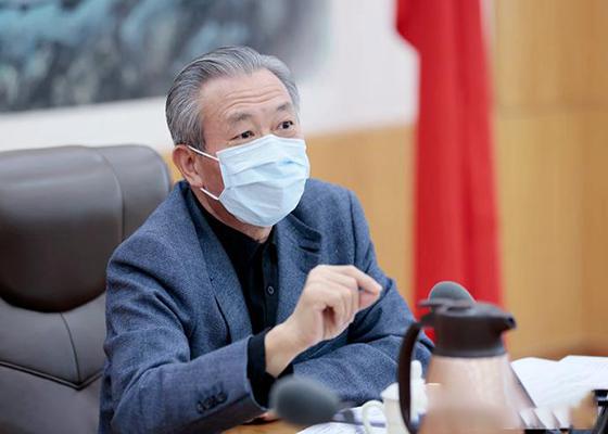 刘家义主持召开耕地保护专题会议强调 压实责任抓好整改严守耕地保护红线