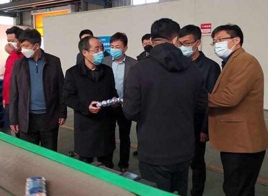利津工业企业复工达产率位列全市第一