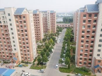 淄博高新区新村建设幸福画卷徐徐展开 户均一套房建设目标明年实现