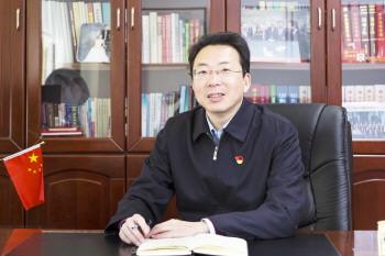 博山区委书记刘忠远:攻坚突破 聚力抓好16项重点工作