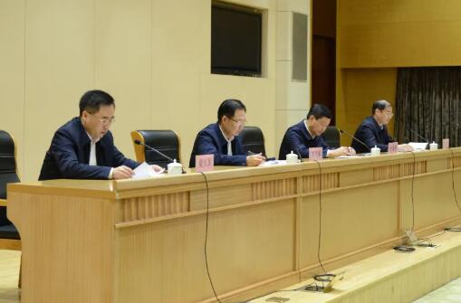 淄博市委政法工作会议召开 江敦涛对政法工作作出批示