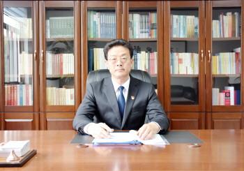 高青县委书记王金栋:聚力攻坚突破 加快产业兴县 新型工业化强县建设