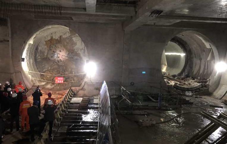 西海岸地铁新进展!1号线新区段贯通 6号线主体施工