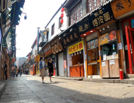 济南·老街丨走街串巷 寻觅老济南独一份春日印记
