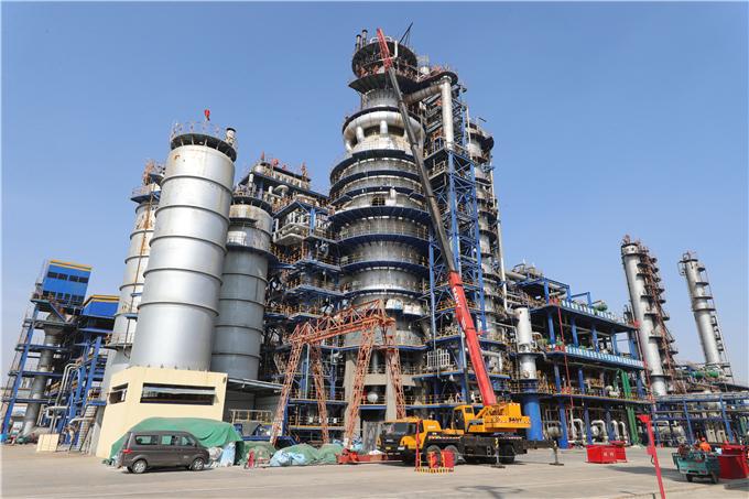 东营港经济开发区综合服务局 精准发力 多措并举 保障企业复工复产