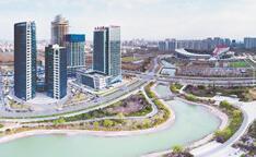 淄博全域公园城市建设加速 记者探访城区公园美景