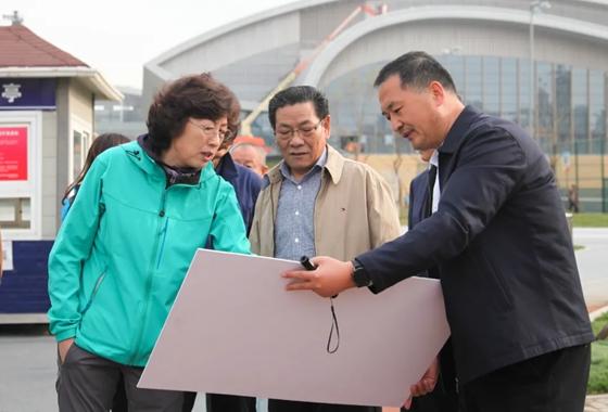 山东省体育局局长李政到日照市调研