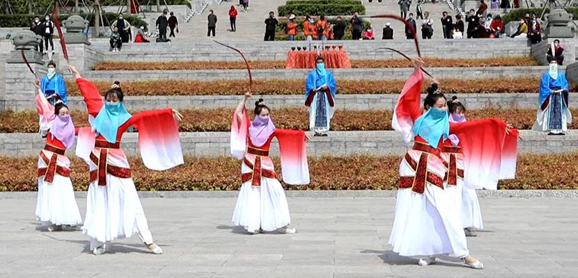 """美好体验官丨打卡""""孔子游园会"""":穿越回古代体验满满仪式感"""