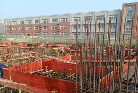 建成后可提供720个学位 青岛这所小学扩建项目有新进展
