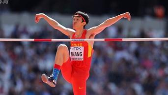 张国伟:我只是一个普通的运动员