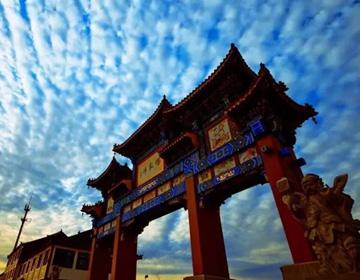 潍坊杨家埠民间艺术大观园对潍坊市民免费开放