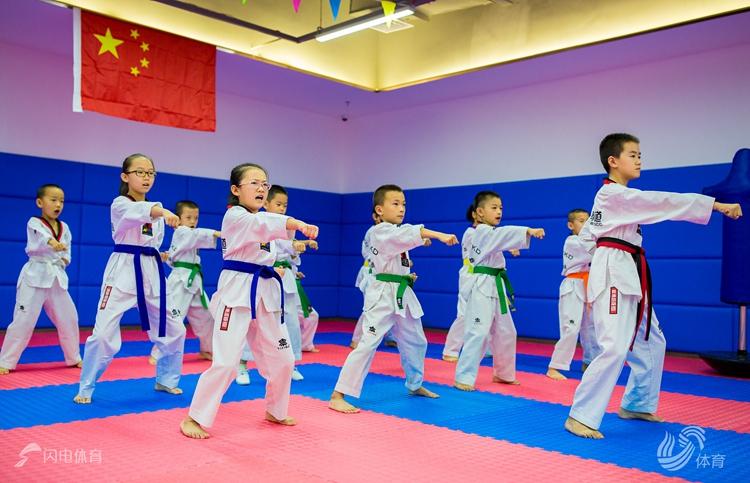 线上PK等你来!山东省青少年跆拳道品势电视网络大赛火热来袭