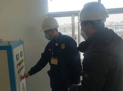 利津消防精准服务石化企业复工复产