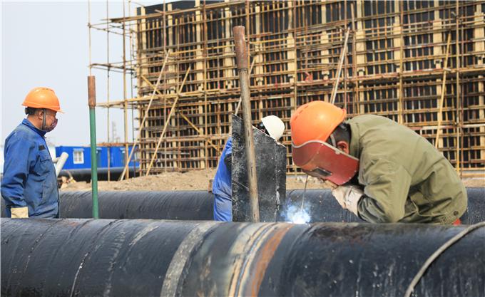 奋力攻坚 园区争先!东营经济技术开发区掀起项目建设热潮