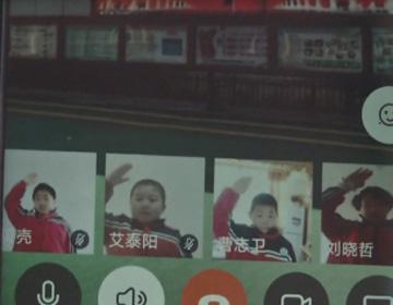 60秒丨滨州阳信:别样的升旗仪式  一样的爱国情怀