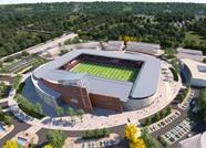 筹备省运会打造专业足球场 日照国际足球中心有序建设中