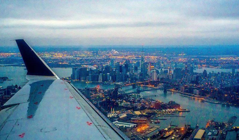 一季度民航运输总周转量下降46.6% 行业亏损近400亿