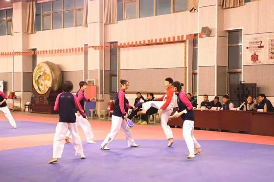 省拳跆中心公开课促训练抓体能