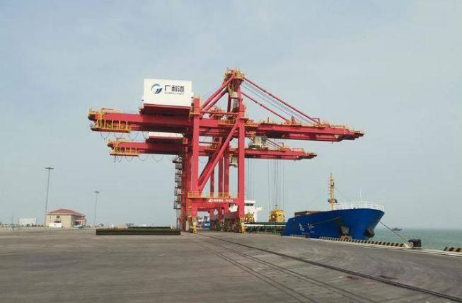 探访广利港: 服务腹地 助力开发区腾飞