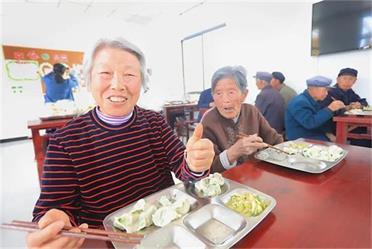 暖心又暖胃,临港区这家幸福食堂开张啦!