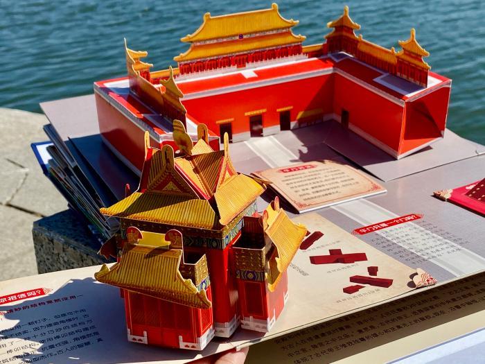 """长3.2米,还原网红猫……故宫就这样被""""打开""""了!"""