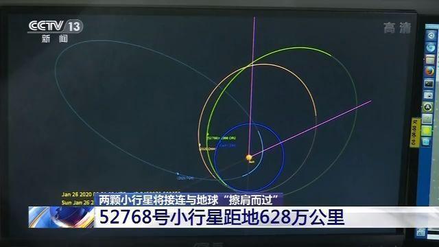 """两颗小行星将与地球擦肩而过?什么是""""潜在威胁天体"""""""