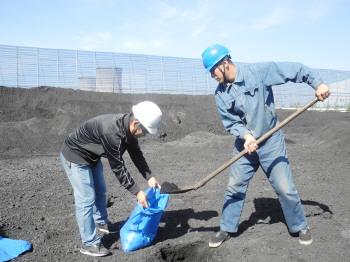 煤质抽检助力生态淄博建设