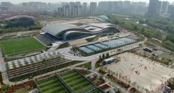 山东女排落户日照主场馆确定 香河体育公园即将正式开放