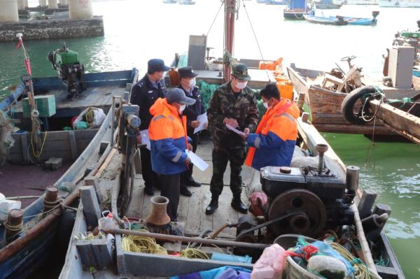 联合行动,共同打击海上走私、偷渡等违法犯罪活动