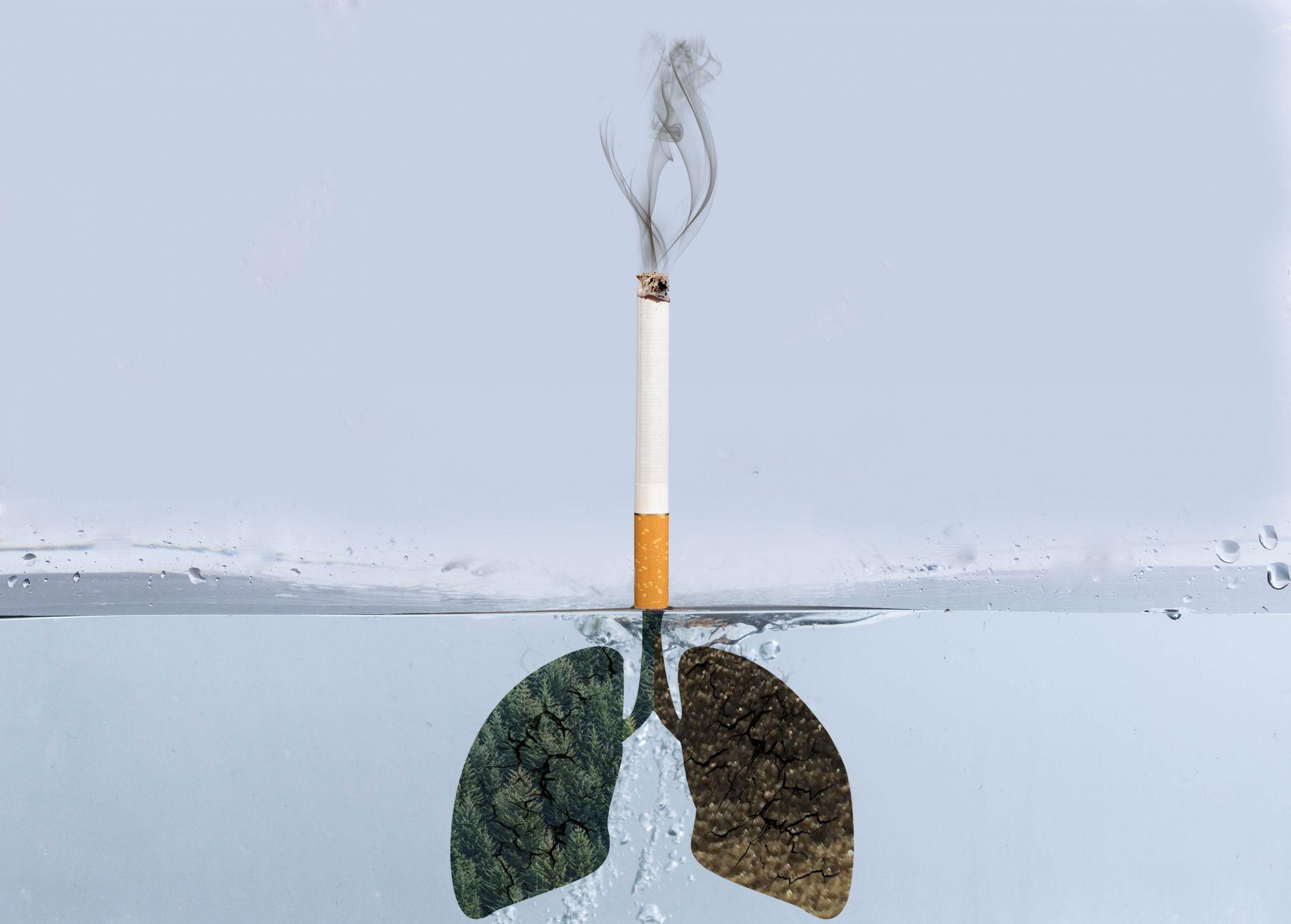 吸烟预防新冠肺炎尚无足够证据