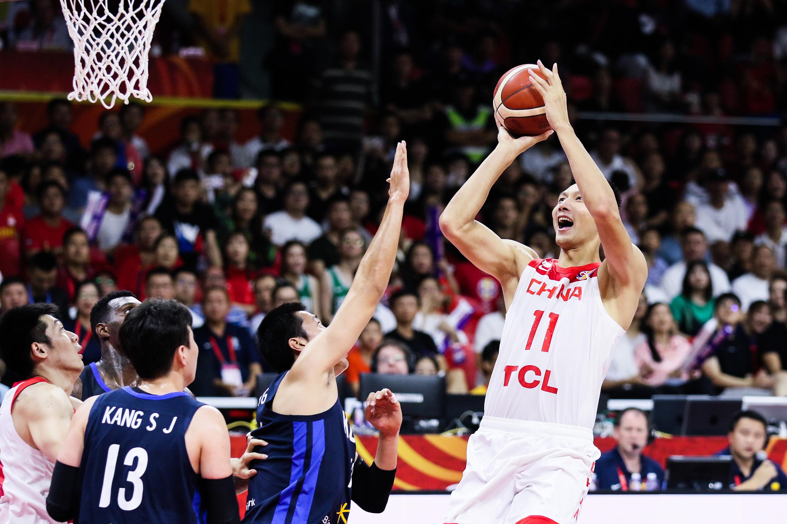 官宣!奥运男篮落选赛时间确定 中国男篮冲击奥运门票