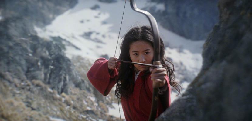 迪士尼方确认 《花木兰》7月24日北美上映