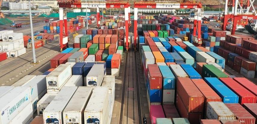 山东港口威海港实现逆势增长