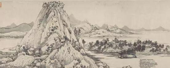 单霁翔谈《富春山居图》:中国山水可居、可览、可游